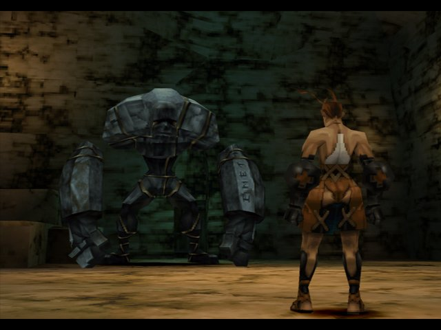 Vagrant Story Cheats