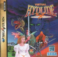 Virtual Hydlide jap cover
