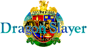 Dragon Slayer: The Legend of Heroes - Logo