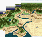 Ys V Lost Kefin - maps
