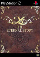 Ys I & II Eternal Story (PlayStation 2)